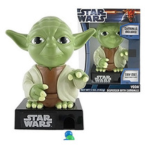 Star Wars Dispensador De Chicles Yoda