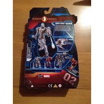 Marvel Iron Man 2 Firing Missile Mark 02 Action Figure Moc S