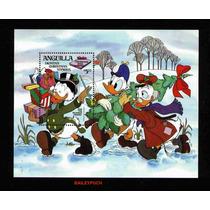 Colección Estampillas Walt Disney Series Completas!