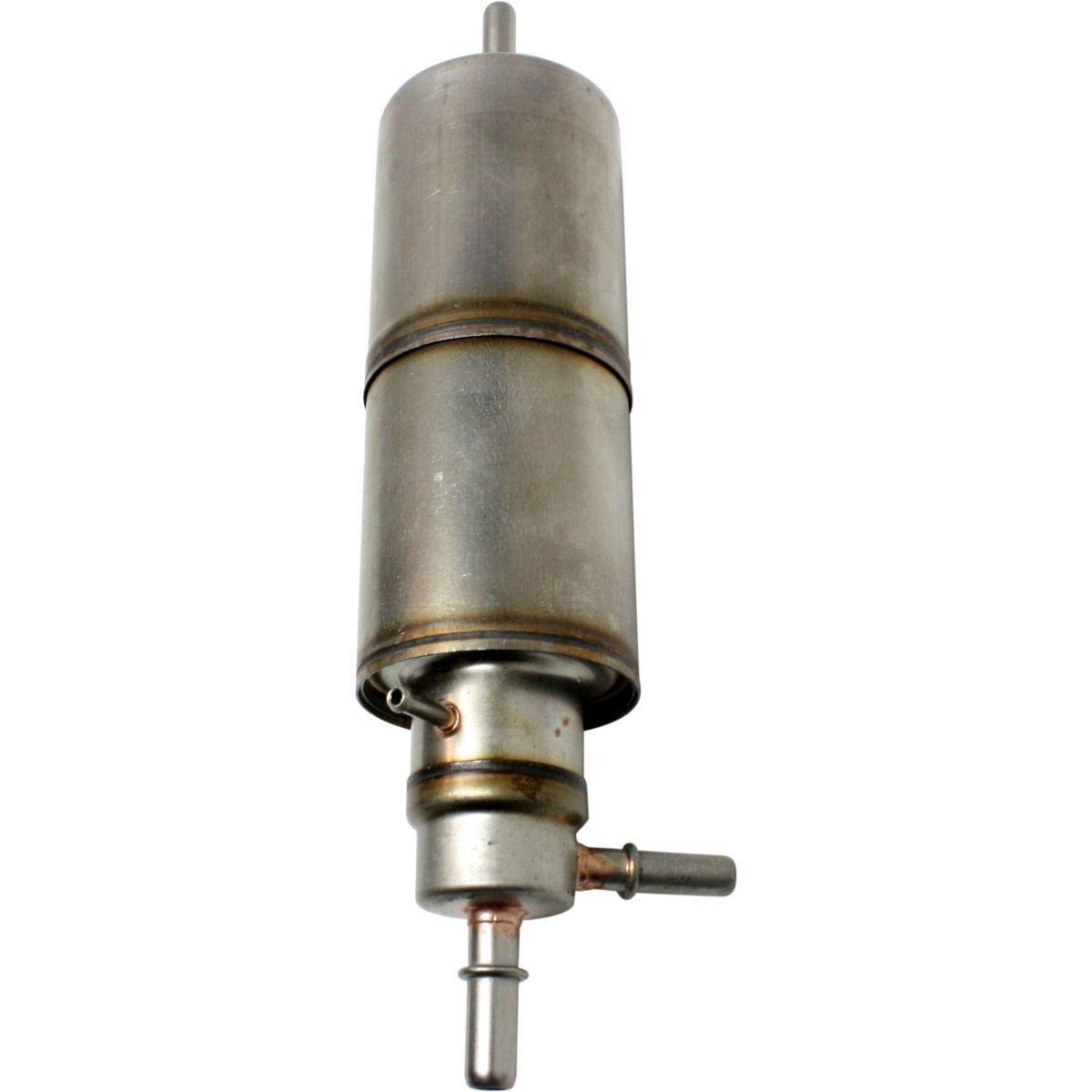 La sustitución del filtro de combustible el volkswagen tiguan 1.4 gasolina del vídeo