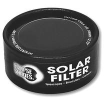 Filtro Solar 70mm Polímero Rainbow Simphony Color Negro