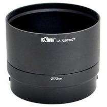Adaptador P/ Poner Filtros Y Lentes A Fujifilm Finepix S4000