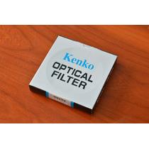Filtro Kenko 67mm Uv Para Canon Nikon Pentax Sony Olympus