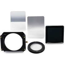 Kit 3 Filtro Formatt Hitech 67mm Colby Brown Anillo 58mm Hm4