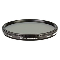 Filtro Hoya Nd Variable 3-400 77mm P/ Camaras Dslr Hm4