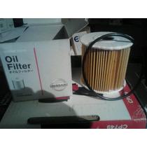 Filtro Aceite Nissan Cartucho Diesel