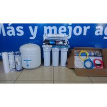 Osmosis Inversa Puricor 5 Etapas Con Bomba Y Tanque 100gpd