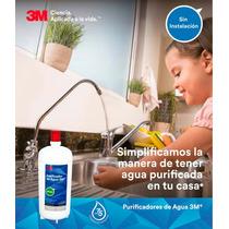 Kit Purificador Filtro Agua Modelo Share Sin Instalación 3m