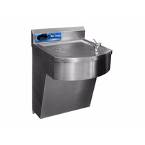 Bebedero Agua Pared Con Filtro Purificador Integ. Escuelas