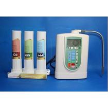 Agua Alcalina Ionizador Purificadora Maquina Filtro Ionizada