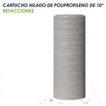 Cartucho Hilado De Polipropileno De 10 X 4.5 B.b. 5 Micras