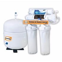 Purificador De Agua Con Tanque Evans Ro-50g-4