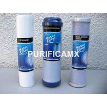 Dos Membranas 75 Gpd + Kit Cartuchos
