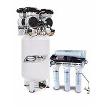 Compresor Dentista Siliencio Filtro Purifica Agua Osmosis