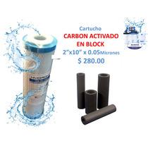 Filtro, Cartucho, Repuesto, Carbon Activado,vs Cloro, Lbf