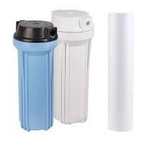 Filtro Agua Para Sedimentos, Portafiltro Y Cartucho 2.5 X10
