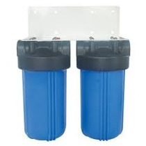 Purificador De Agua, 4.5x10 Bb, Sedimentos Y Carbon Activado