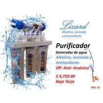 Filtro, Purifica Agua Y Genera Agua Alcalina Ionizada Lbf