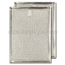 Rango De Aluminio Campana Filtro - 5-7 / 8 X 7-7 / 8 X 3/3