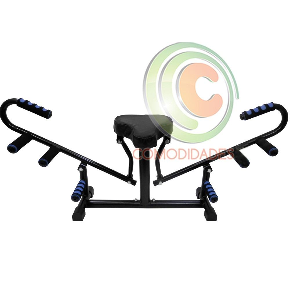 Aparatos de gimnasio aparatos para abdominales en aerobics for Aparatos de ejercicio