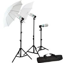 Kit De Iluminación Para Estudio Fotográfico Envío Gratis!