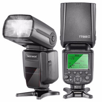 Neewer 2.4g Flash Speedlight Tt660 Ii Nikon Canon Pentax