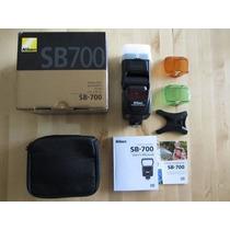 Flash Nikon Sb700 Af Speedlight Nuevo En Caja Digital Srl