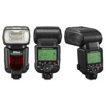 Remato !!!! Flash Nikon Sb-910 Sb 910 Nuevo D7100 D750 D800