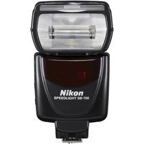 Flash Nikon Sb-700 Fx / Dx Filtro De Detección Operación I-t