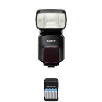 Sony Hvl-f60m Flash Con Cargador Y Baterias Hvlf60m
