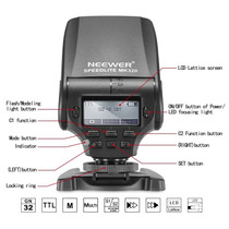 Flash Meike Mk320 Ttl Lcd Display P Camaras Sony A3000 A6000