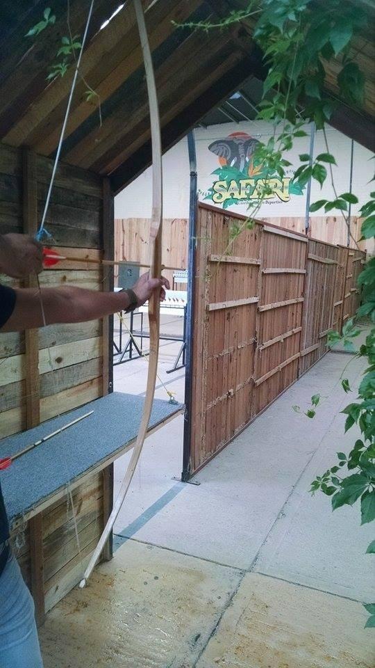 Flechas de madera para arco en mercadolibre - Maderas para arcos ...