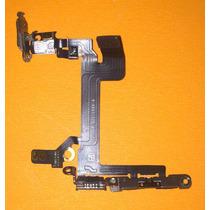 Flexor Boton Encendido Volumen Vibrador Iphone 5s