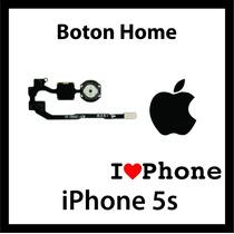 Flex Boton Inicio Home Iphone 5s