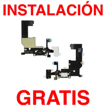 Centro De Carga Iphone 5 Instalacion Gratis - Flex Original