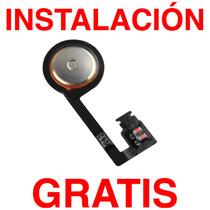 Boton Home Iphone 4s Instalacion Gratis - Flex Original