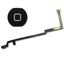Flex Home Boton Ipad 5 Air Con Boton Negro