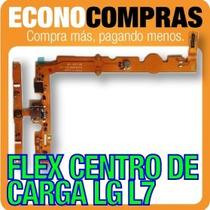 Flex Centro De Carga Y Micrófono Para Lg L7 100% Nuevo!!!!!!