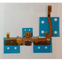 Flex Centro De Carga Lg. G Pro Lite D680 D685 D686 Excelente