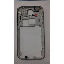 Chasis S4 I337 I9500 Samsung Marco Con Botones Bisel Origina