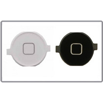 Boton Home Para Iphone 4 Bla/negr 100%original Planetaiphone