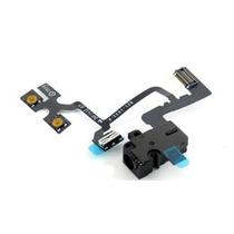 Flex Headphone Jack Linea De Audio Para Iphone 4 Iparts....