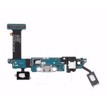 Flex Centro De Carga Microfono Galaxy S6 G920 + Kit