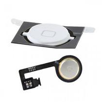Boton Home Con Flex Para Iphone 4s Blanco O Negro