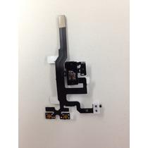 Flex Cable Volumen Vibrador Audifono Iphone 4s