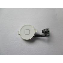 Boton Home + Flex Iphone 4 A1332 Original Paga Con Bitcoin