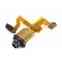 Flex Flexor Jack Audio Xperia Z3 Mini Compact D5803