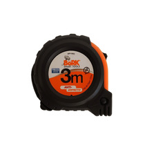 Flexómetro Anti Impacto Cinta Bfp-5603 3 Metros Clip Correa