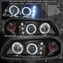 Faros Proyectores Negros Chevrolet Impala 00 01 02 03 04 05