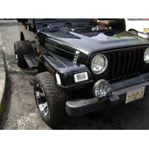 Jeep Wrangler Tj Cuartos Delanteros Blancos Tipo Europeo
